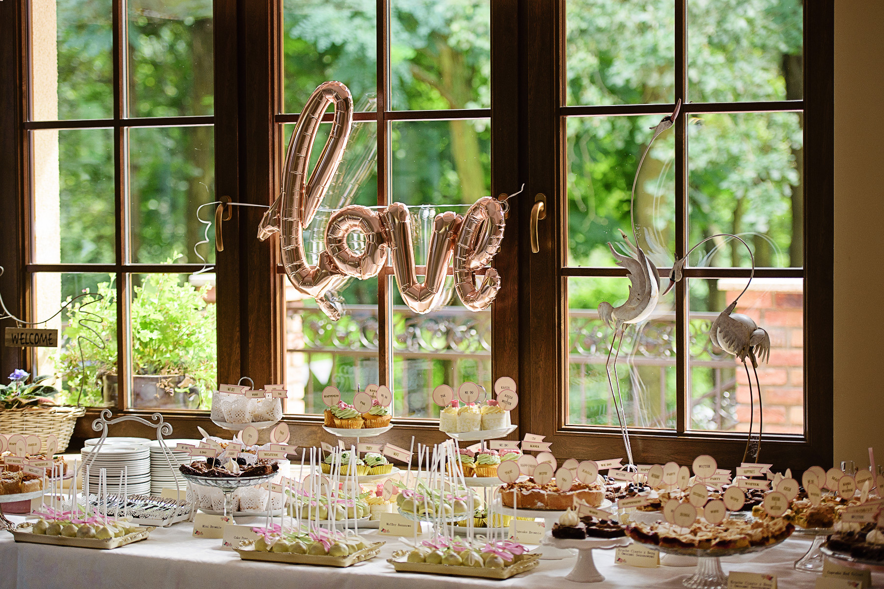 organizacja ślub w plenerze Forrest Zielona Góra