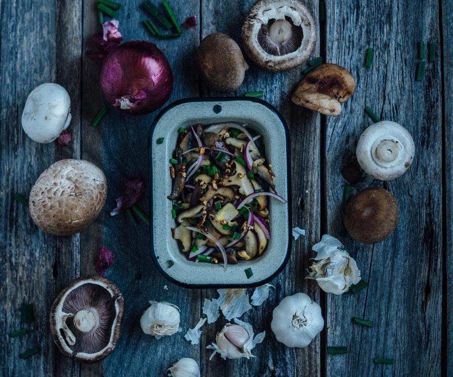 grzyby w kuchni polskiej Forrest
