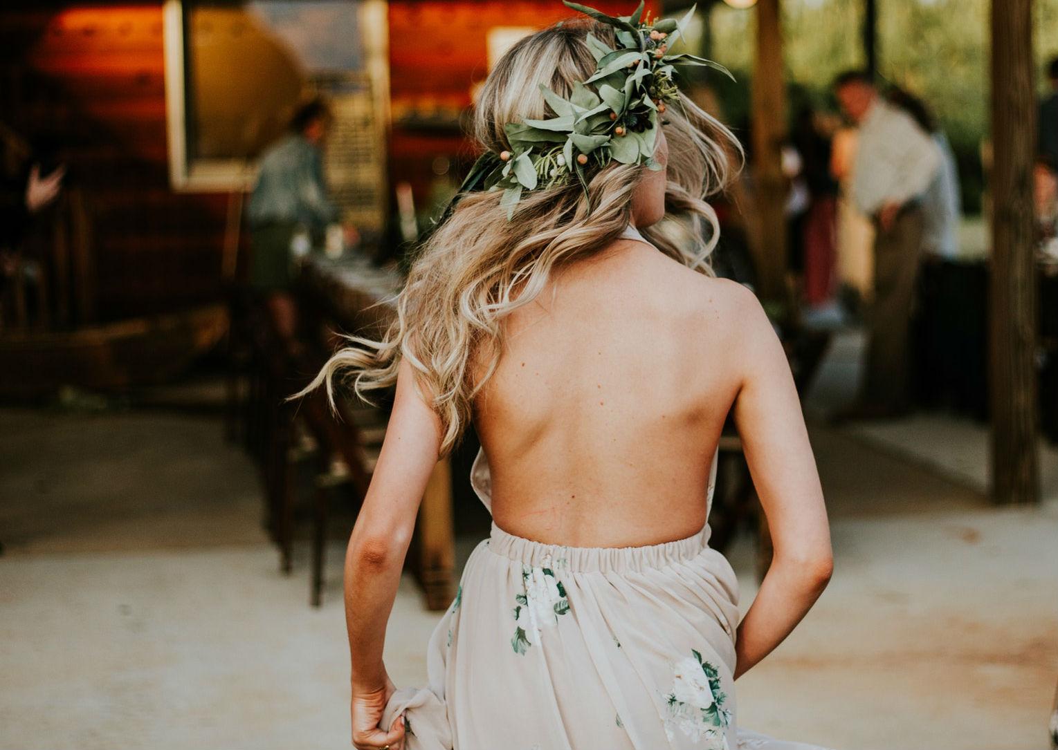 styl rustykalny na weselu