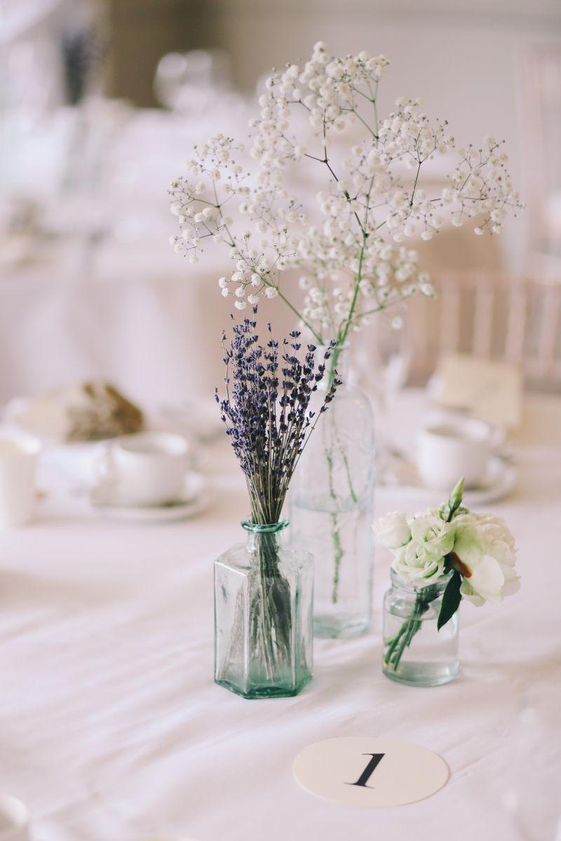 wesele kolory trendy lawendowy