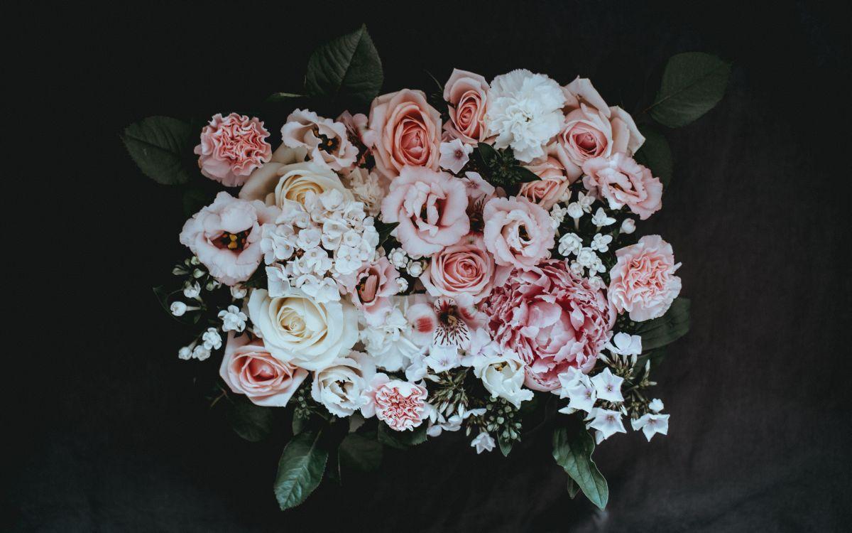 trendy ślubne kwiaty 2019 róże